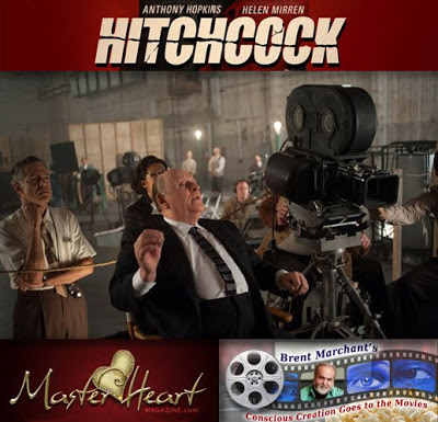 'Hitchcock' portrays a master creator at work