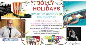 Jolly Holidays at the Movies!